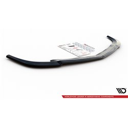 Sottoparaurti splitter anteriore Mercedes Classe C W204 AMG-Line 11-14