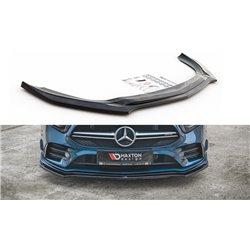 Sottoparaurti splitter anteriore V.2 Mercedes A35 AMG W177 2018-