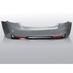 Paraurti posteriore BMW Serie 4 F32 M-Performance 13- (PDC)