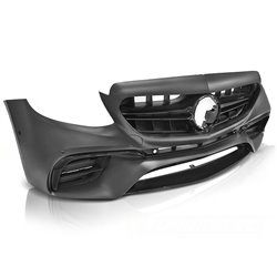 Paraurti anteriore Mercedes W213 16-19 E43 AMG Style PDC
