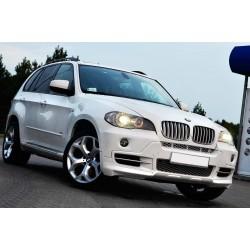 Spoiler sottoparaurti anteriore BMW X5 E70