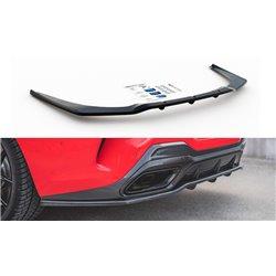 Sottoparaurti splitter estrattore posteriore BMW M850i G15 2018 -