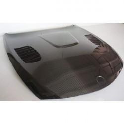 Cofano in carbonio BMW E-63/64 M LOOK GTR