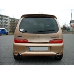 Spoiler alettone Fiat Seicento