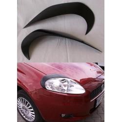 Palpebre fari Fiat Grande Punto