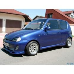 Minigonne laterali sottoporta Fiat Seicento
