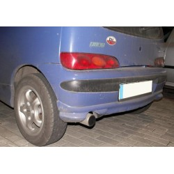 Spoiler sottoparaurti posteriore Fiat Seicento