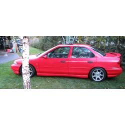 Minigonne laterali sottoporta Ford Mondeo 93-96 RS Look