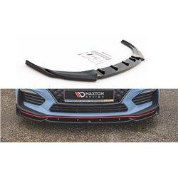 Sottoparaurti splitter anteriore V.5 Hyundai i30 N MK3 2017-