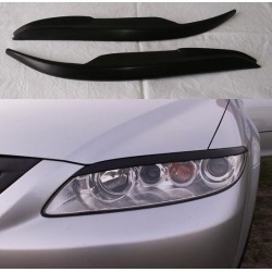 Palpebre fari Mazda 6 ver.2