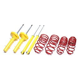 Sospensioni sportive Opel Adam 2012- 25 / 30mm