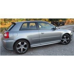 Minigonne laterali sottoporta Audi A3 8L 96/00 RS3 Type