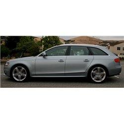 Minigonne laterali sottoporta Audi A4 B8 S-Line