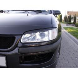 Palpebre fari Opel Omega C