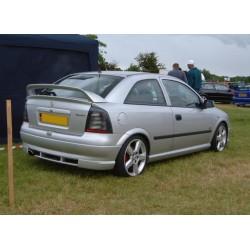 Minigonne laterali sottoporta Opel Astra G OPC Look