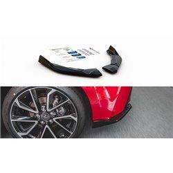 Sottoparaurti splitter laterali posteriori Toyota Corolla XII Hatchback 2019-