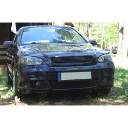 Sottoparaurti anteriore Opel Astra G OPC Look