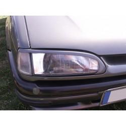 Palpebre fari Renault 19 dal 92