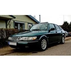 Palpebre fari Saab 900
