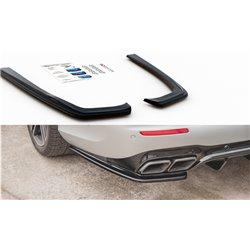 Sottoparaurti splitter laterali posteriori Mercedes Classe E E63 AMG Estate S213 2017 -