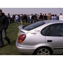 Spoiler alettone Toyota Corolla Liftback