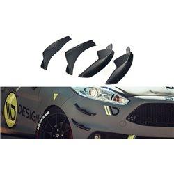 Flaps aerodinamici racing Ford Fiesta 7 ST 2013- 2016