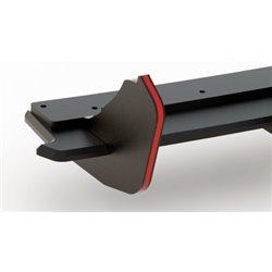 Sottoparaurti diffusore estrattore posteriore V.1 Golf 8 2019-